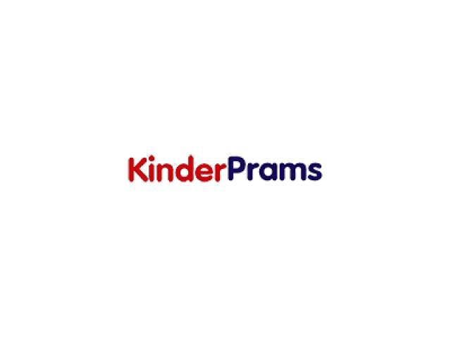 Wózki dziecięce 3w1 - KinderPrams